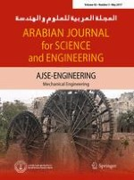 Arabian Journal for Science and Engineering 5/2017