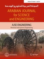 Arabian Journal for Science and Engineering 7/2017