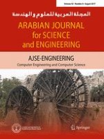 Arabian Journal for Science and Engineering 8/2017
