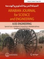 Arabian Journal for Science and Engineering 8/2018