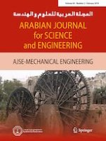 Arabian Journal for Science and Engineering 2/2019