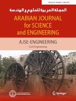 Arabian Journal for Science and Engineering 5/2019
