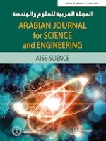 Arabian Journal for Science and Engineering 1/2020