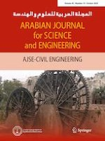 Arabian Journal for Science and Engineering 10/2020