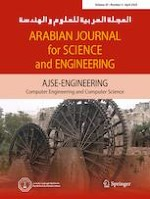 Arabian Journal for Science and Engineering 4/2020