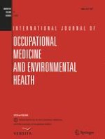 International Journal of Occupational Medicine and Environmental Health 3/2014