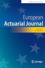 European Actuarial Journal 1/2020