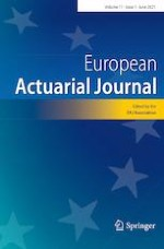 European Actuarial Journal 1/2021