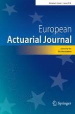 European Actuarial Journal 1/2018