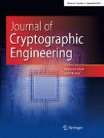 Journal of Cryptographic Engineering 3/2014