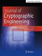 Journal of Cryptographic Engineering 4/2018