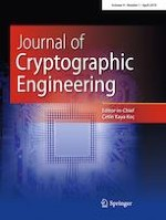 Journal of Cryptographic Engineering 1/2019