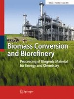 Biomass Conversion and Biorefinery 2/2012