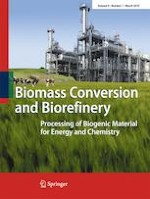 Biomass Conversion and Biorefinery 1/2019