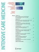 Intensive Care Medicine 1/2012