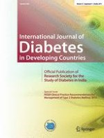 International Journal of Diabetes in Developing Countries 1/2015