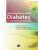 International Journal of Diabetes in Developing Countries 1/2019