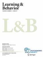 Learning & Behavior 2/2017