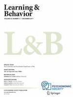 Learning & Behavior 4/2017