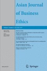 Asian Journal of Business Ethics 2/2017