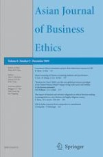Asian Journal of Business Ethics 2/2019