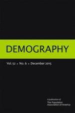 Demography 6/2015