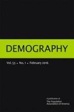 Demography 1/2016