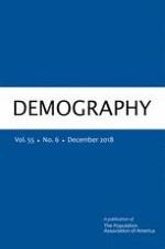 Demography 6/2018