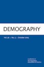 Demography 5/2019