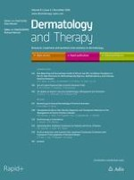 Dermatology and Therapy 4/2016