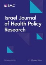 Israel Journal of Health Policy Research 1/2019