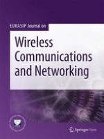 EURASIP Journal on Wireless Communications and Networking 1/2019
