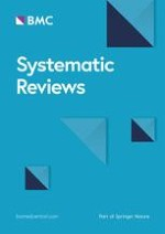 Systematic Reviews 1/2013