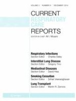 Current Pulmonology Reports 4/2014