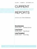 Current Pulmonology Reports 3/2018