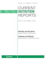 Current Nutrition Reports 2/2021