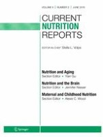 Current Nutrition Reports 2/2019