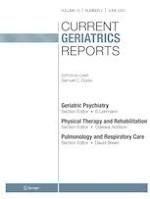 Current Geriatrics Reports 2/2021