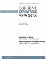 Current Geriatrics Reports 1/2018