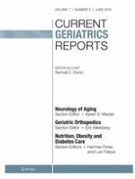 Current Geriatrics Reports 2/2018