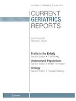 Current Geriatrics Reports 2/2019