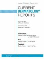 Current Dermatology Reports 1/2018