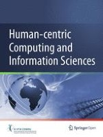 Human-centric Computing and Information Sciences 1/2019