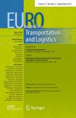 EURO Journal on Transportation and Logistics 3/2012