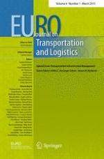 EURO Journal on Transportation and Logistics 1/2015