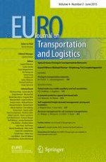 EURO Journal on Transportation and Logistics 2/2015