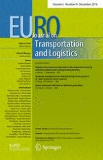 EURO Journal on Transportation and Logistics 4/2016