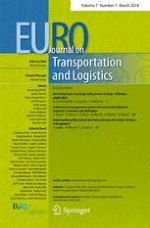 EURO Journal on Transportation and Logistics 1/2018
