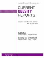 Current Obesity Reports 4/2016