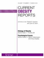 Current Obesity Reports 1/2018